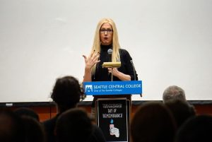Abby Oster Speaks