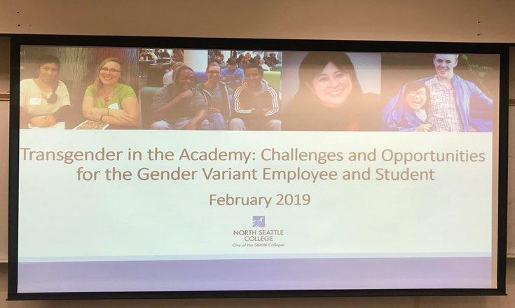 Transgender in the Academy Workshop